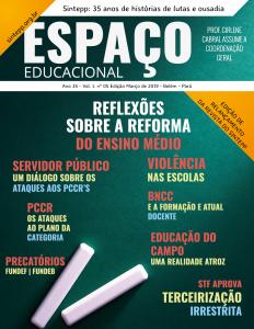 Lançamento da Revista Espaço Educacional