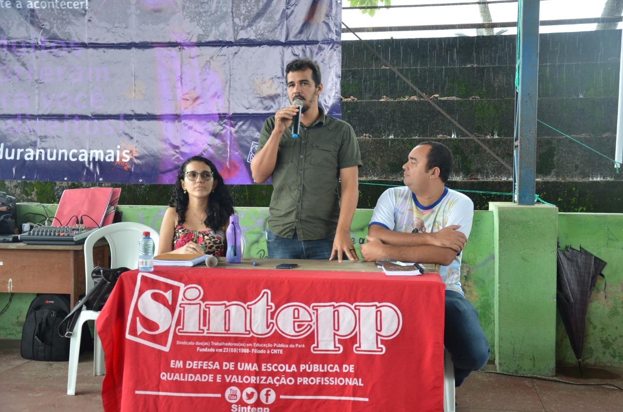 SINTEPP participa de Sessão Especial sobre Educação Pública do Pará