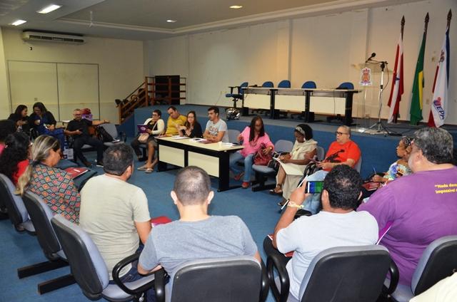 Coordenação Estadual do SINTEPP reúne em Belém