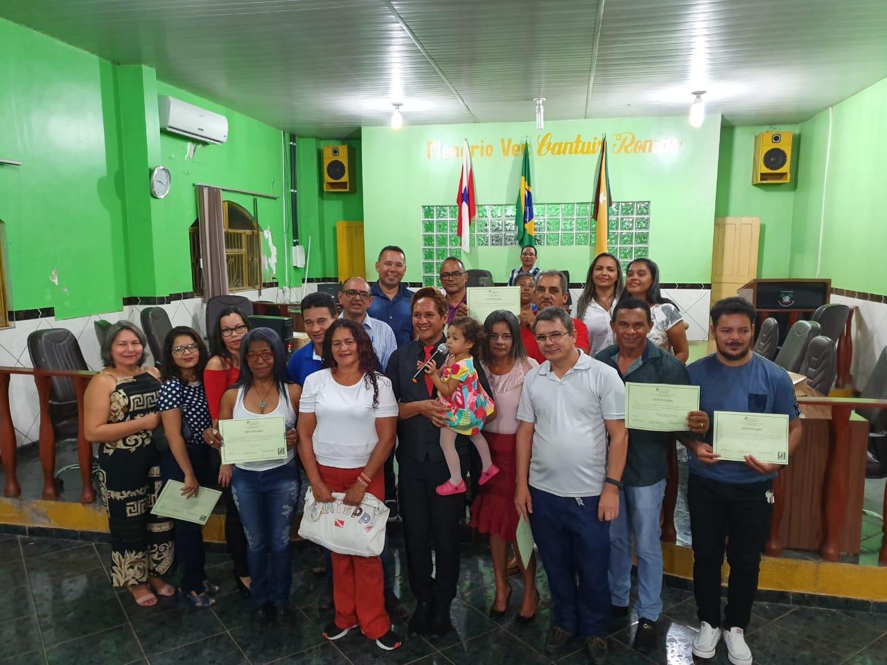 Ourilândia do Norte realiza posse da nova Coordenação e Curso de Formação Sindical