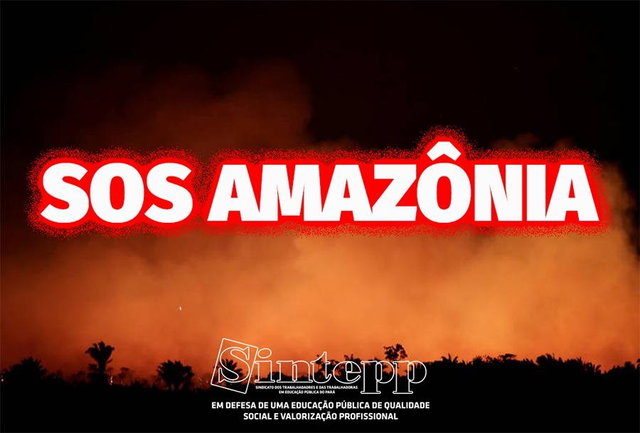 Nota em Defesa da Amazônia