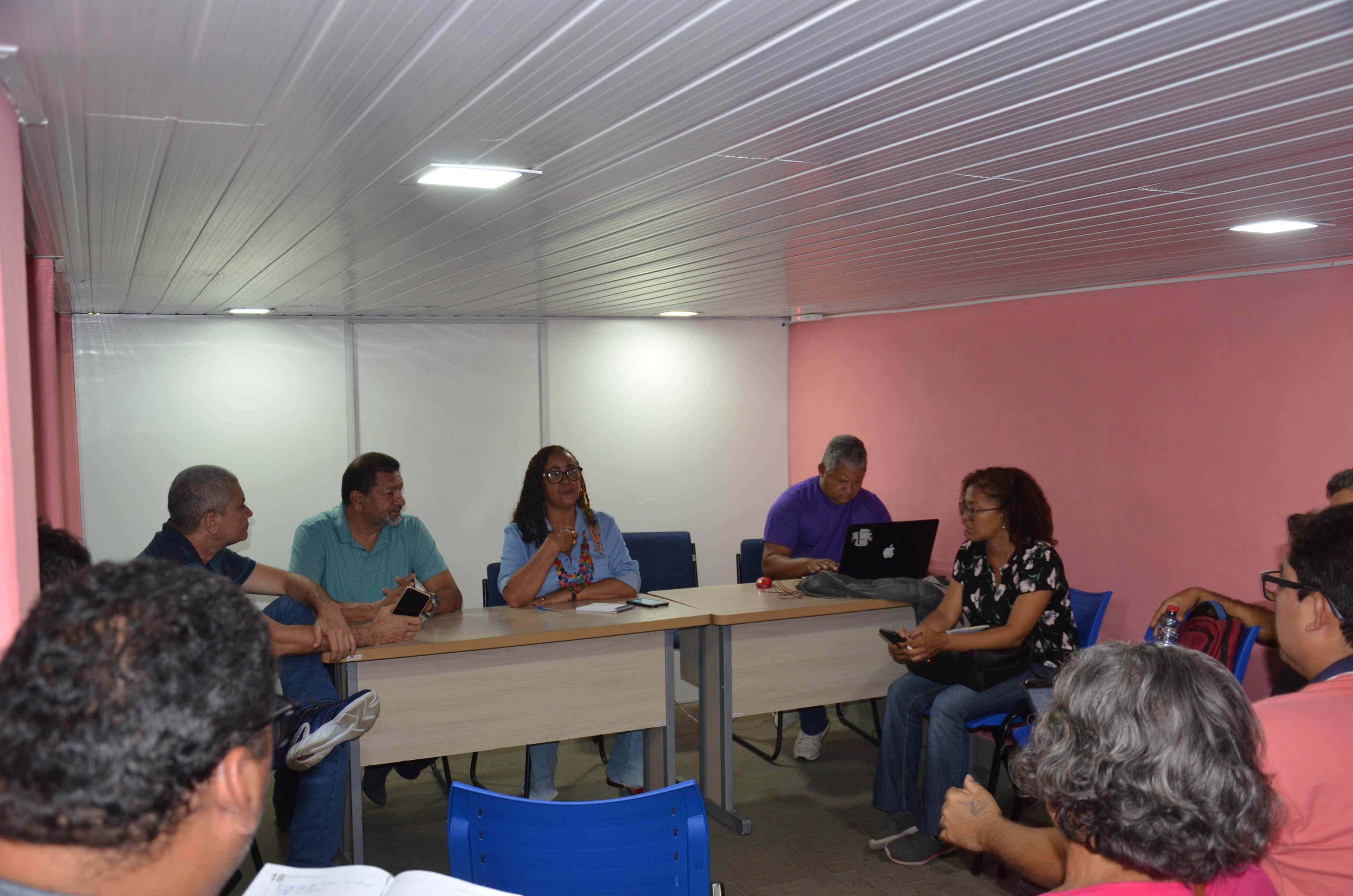 Fórum Estadual de Entidades reúne no SINTEPP