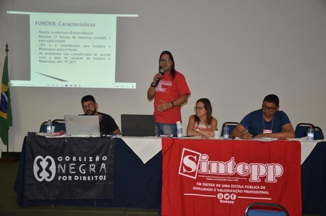 CER debate Financiamento da Educação Pública