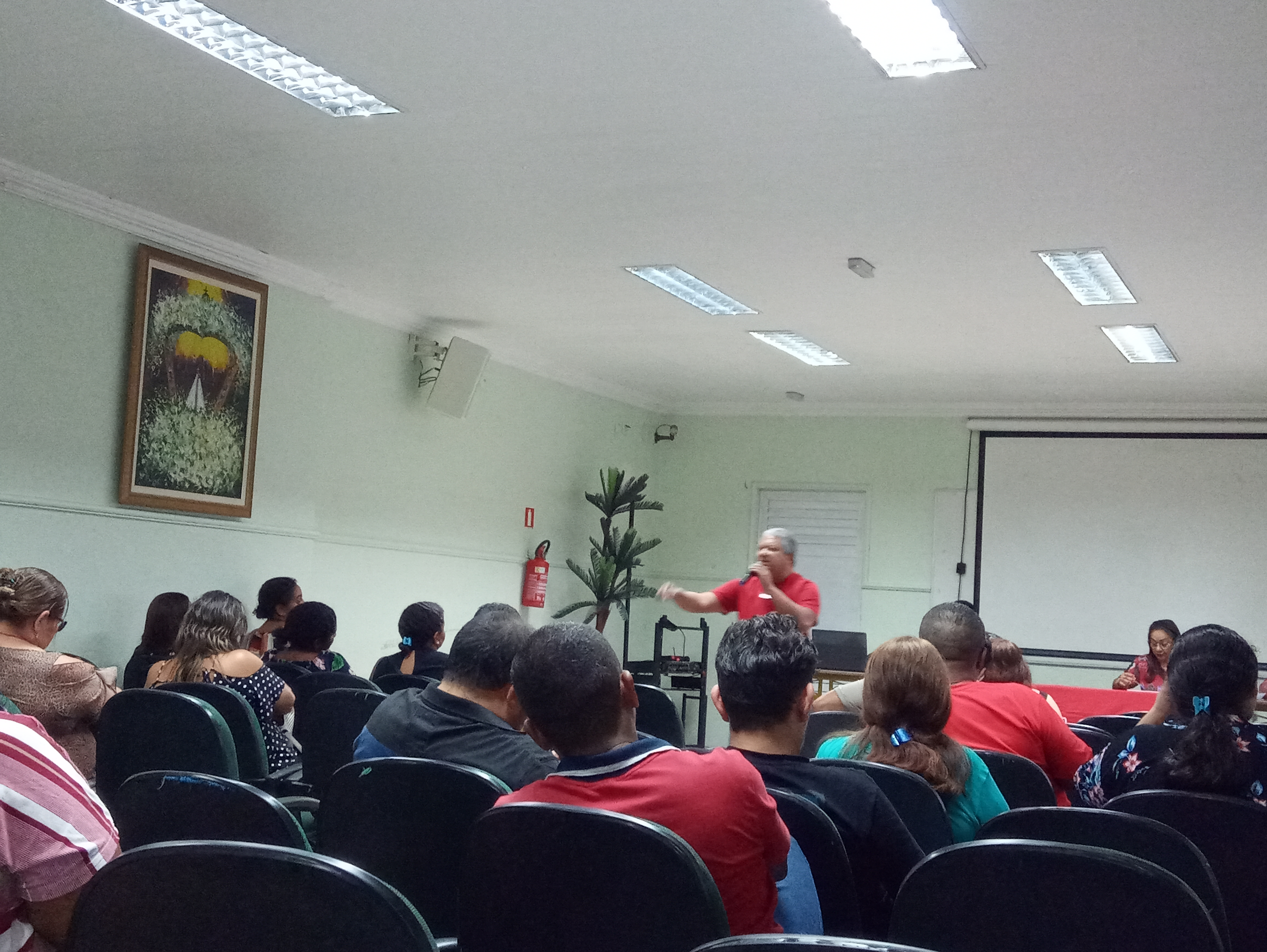 Encontro Metropolitano de Funcionários Sintepp indicará delegados para Etapa Estadual