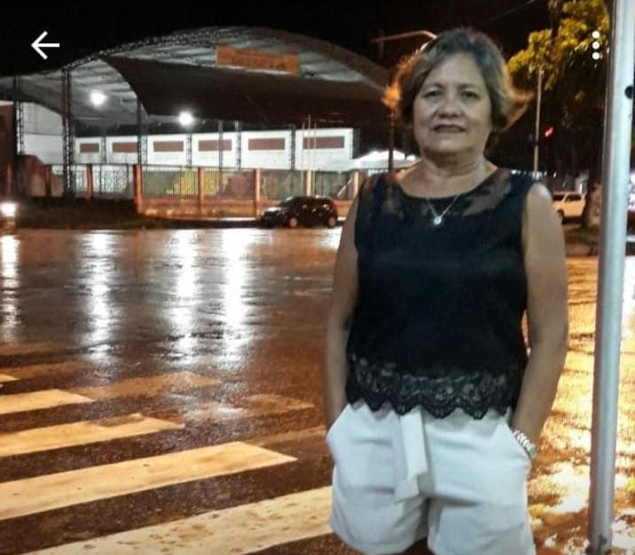 Homenagem do SINTEPP à Professora MARIA DILCE PINA CUNHA