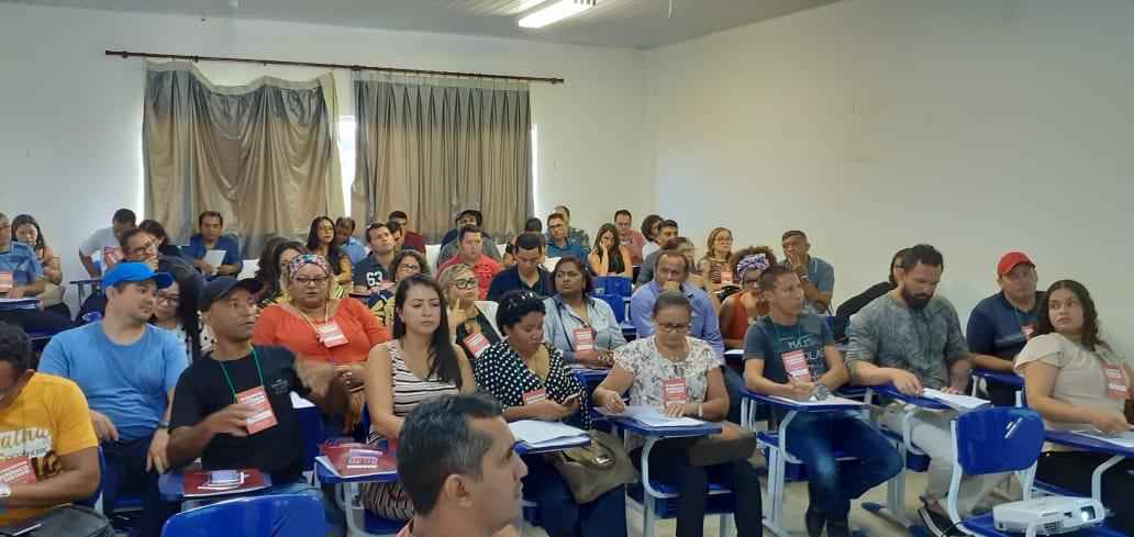 III ENCONTRO DE FORMAÇÃO JURÍDICA DA REGIONAL NORDESTE 1 DO SINTEPP