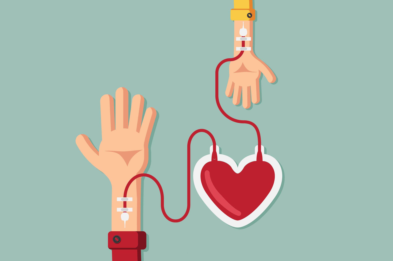 Campanha de doação de sangue – Fábio Pessoa