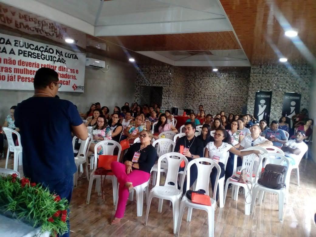 1º de Maio em Defesa da Vida e dos Direitos – SINTEPP Regional Nordeste 1