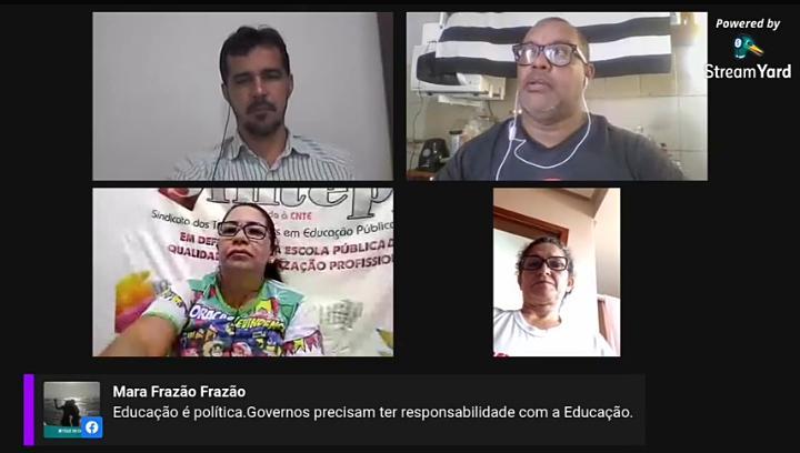 Regionais do Sintepp rejeitam retorno às aulas sem garantias de segurança sanitária