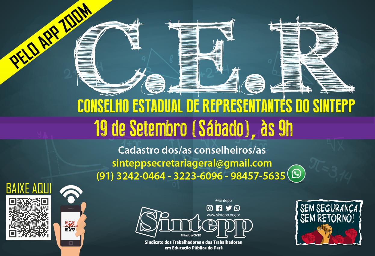 19|SET – Conselho Estadual de Representantes do Sintepp