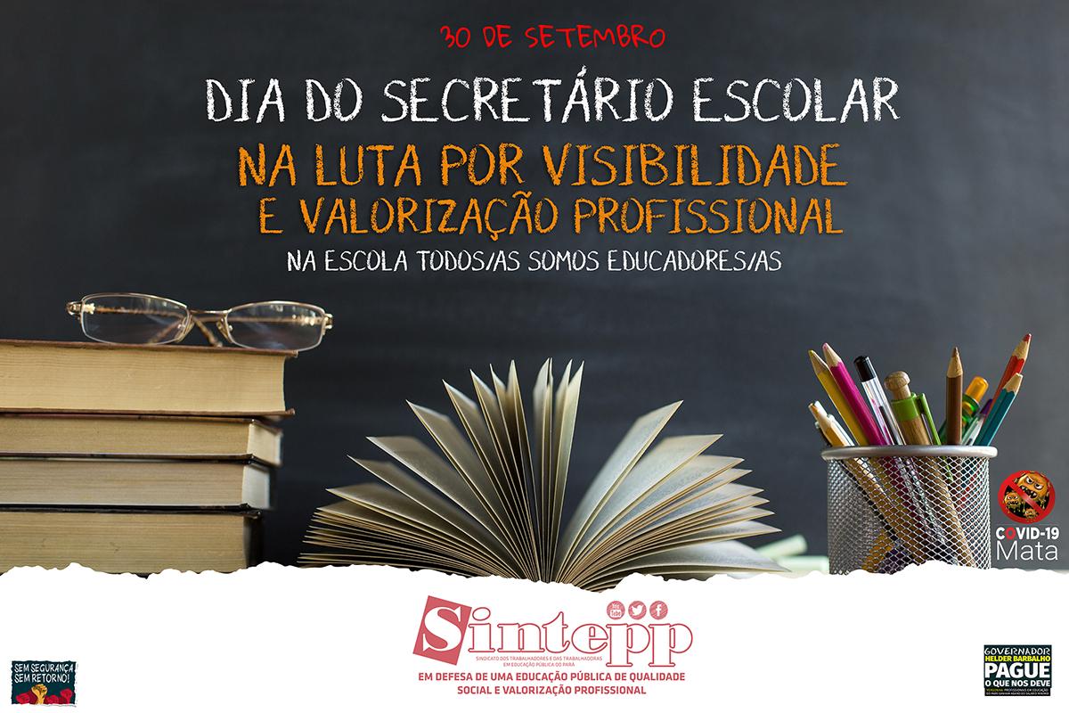 30 de setembro – Dia do Secretário Escolar