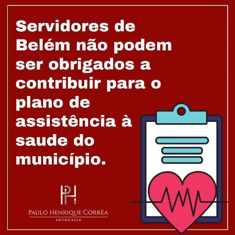 Belém: contribuição compulsória ao PABSS é inconstitucional