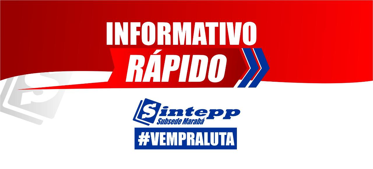 Categoria delibera suspensão da Greve com manutenção do Estado de Greve na rede municipal de Marabá