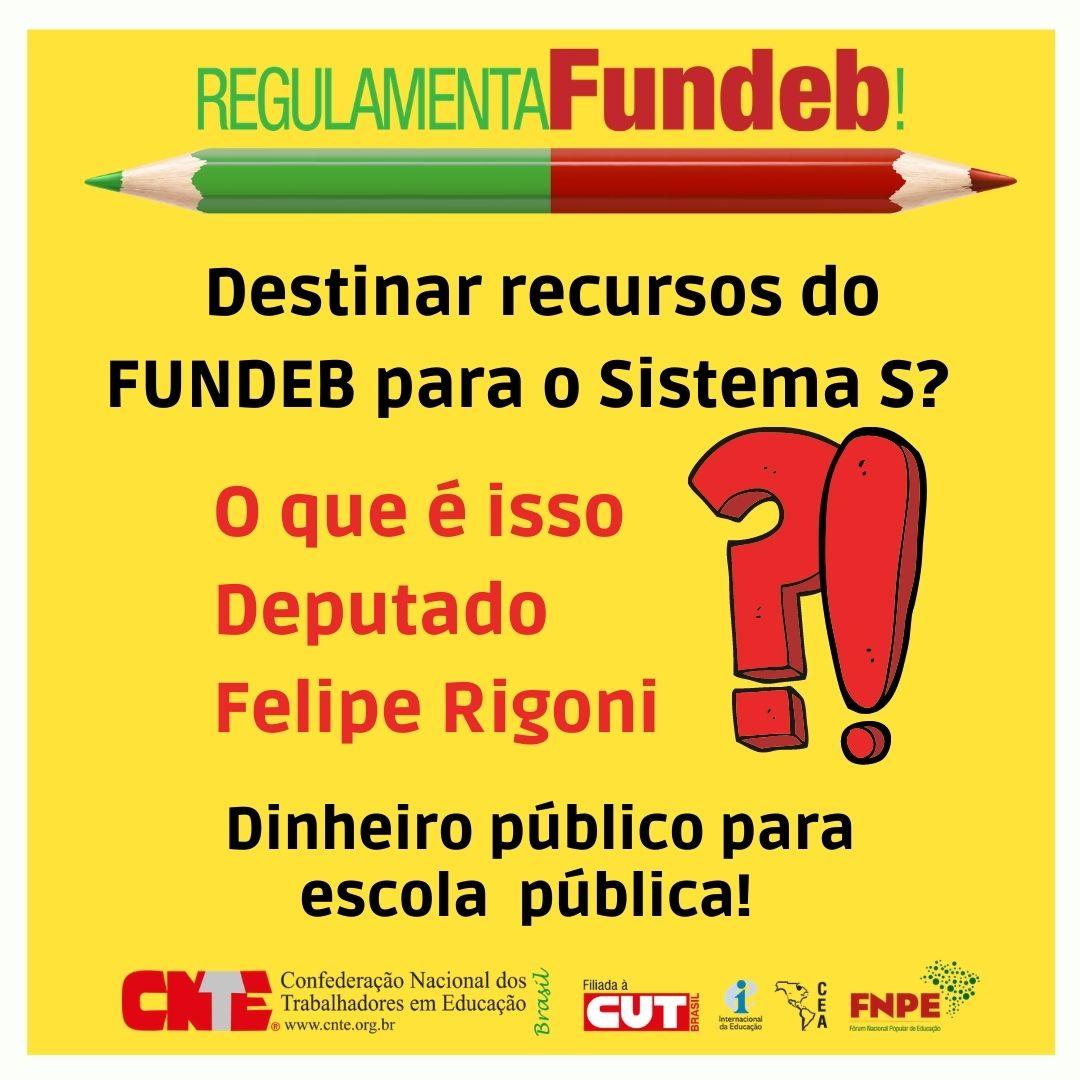 Nota Pública do FNPE critica novo texto substitutivo ao Projeto de Lei que trata do Fundeb