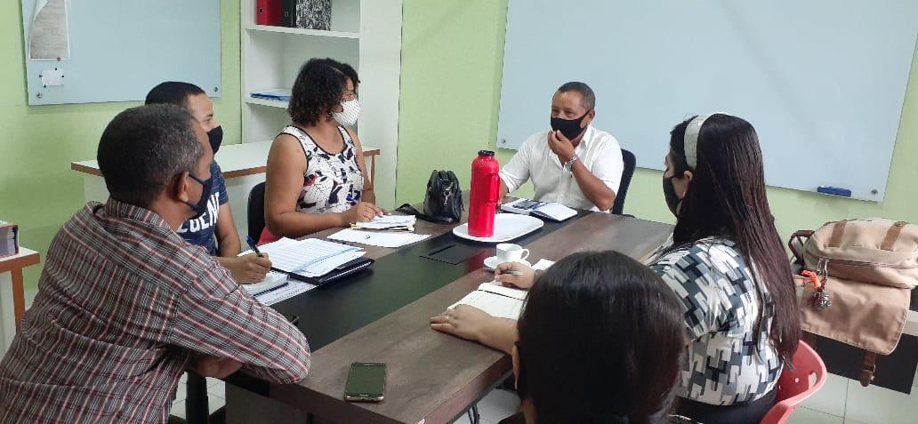 Reunião SINTEPP/Itupiranga e SEMED reabre diálogo com nova gestão