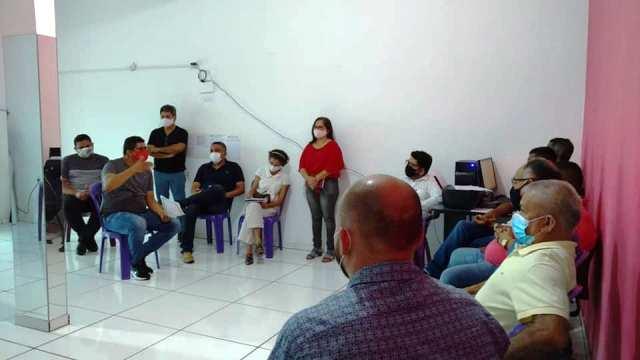 Com salários de dezembro em atraso, SINTEPP Marapanim reúne com atual gestão