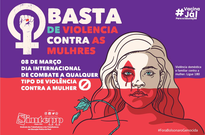 08 de março: Dia Internacional de luta das Mulheres