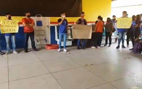 Comunidade escolar Rômulo Maiorana exige fim da perseguição política