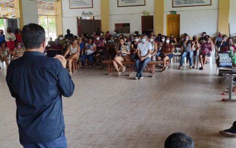 Sintepp na luta pelos precatórios do FUNDEF em Bujaru